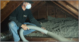 We upgrade and install attic insulation in Springfield