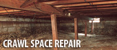 Indiana Foundation Service are the crawl space repair experts!