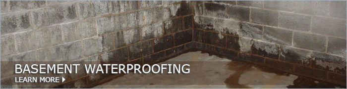 We are the Western & Central Kansas Basement Waterproofing Experts!