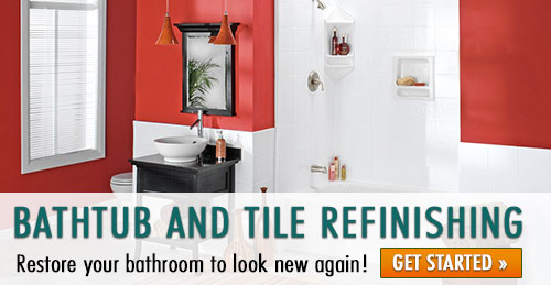 We are the Pennsylvania, New York, and Ohio Bathtub and Tile Refinishing Experts!