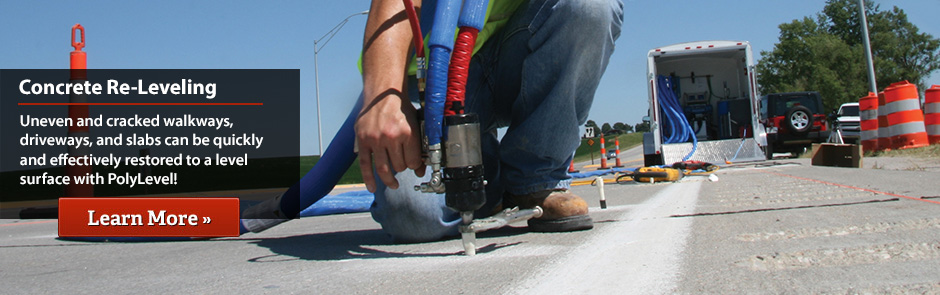 Concrete Leveling and Lifting Services in All of Florida