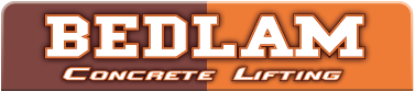 Bedlam Concrete Lifting Serving Oklahoma