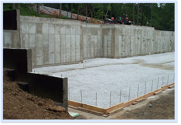 Foundation Specialties Inc Footings And Walls