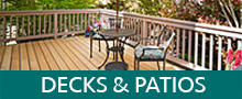 Deck & Patio Builder Serving Greater Memphis