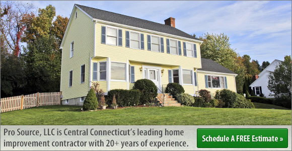 We are the Connecticut Home Improvement Experts!