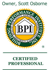 Dr. Energy Saver by Arbor Insulation Solutions  is a BPI Certified Professional.