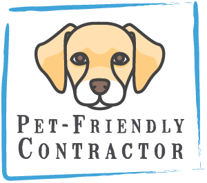 St. Louis's Only Pet-Friendly Contractor