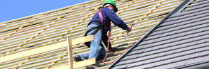 Professional roof repairs and roof replacement services in Missouri and Illinois