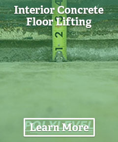 Learn more about our concrete lifting services