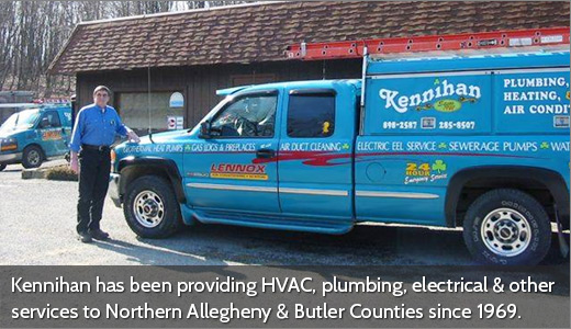 We are the Pennsylvania Heating & Cooling, Insulation & Home Energy Specialists!