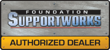 Foundation Supportworks Dealer