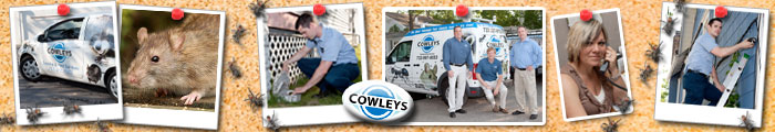 About Cowleys Pest Services.
