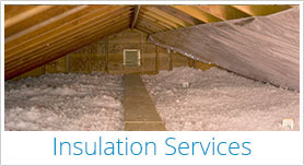 Insulation Services from The Property Medics