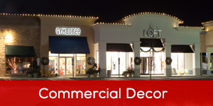 Commercial Christmas Decor by Christmas Decor by Cowleys