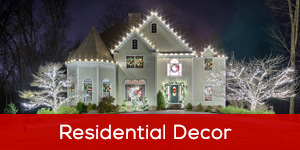 Residential Christmas Decor by Christmas Decor by Cowleys