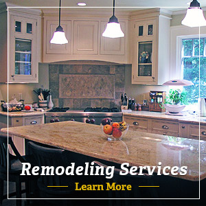 Complete Remodeling Services in Connecticut