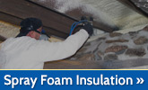 Spray Foam Insulation in New Jersey