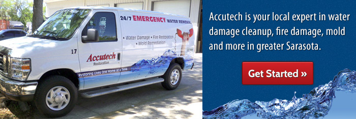 We are the Florida Disaster Restoration Experts!
