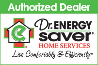 Burke Construction Authorized Dr. Energy Saver Dealer