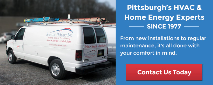 We are the Pennsylvania HVAC and Home Energy Experts!