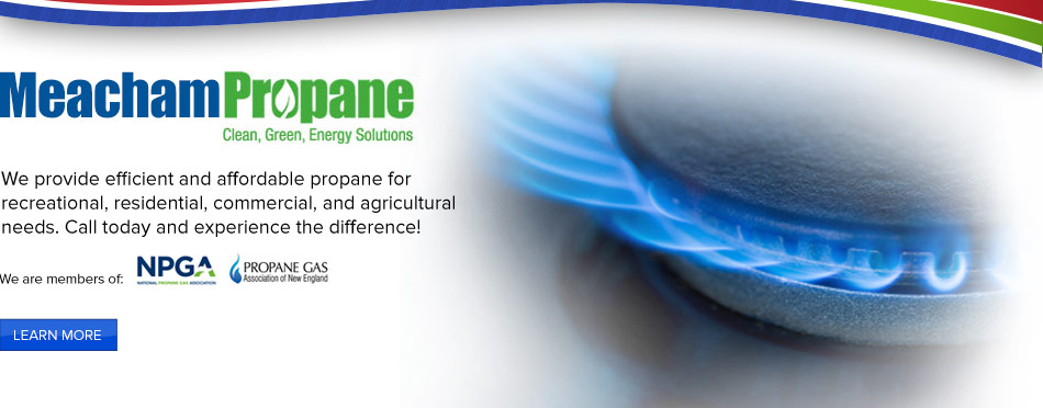 Propane services in Metro West