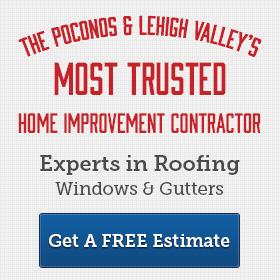 Free roofing estimates in Greater Lehigh Valley