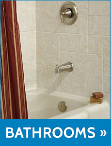 Bathroom Remodeling in Greater New Jersey & Westchester County