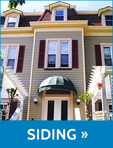 Vinyl and Steel Siding in Greater New Jersey & Westchester County