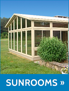 Sunrooms in Greater New Jersey & Westchester County