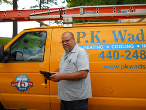 P.K. Wadsworth Heating & Cooling, Inc.