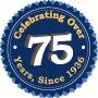 Celebrate over 75 years of service with P.K. Wadsworth Heating & Cooling, Inc.