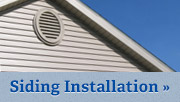 Siding in The Greater Baltimore/Washington Metro Area
