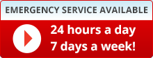 24/7 Emergency Service Hotline