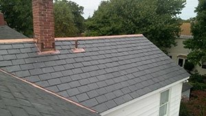 Slate Roofs in Massachusetts