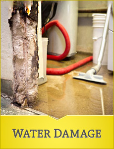 Water Damage Restoration Experts in Summit, Stark and Medina County