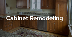 Cabinet Remodelling in CT
