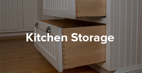 Kitchen Storage Solutions in Fairfield and Westchester Counties