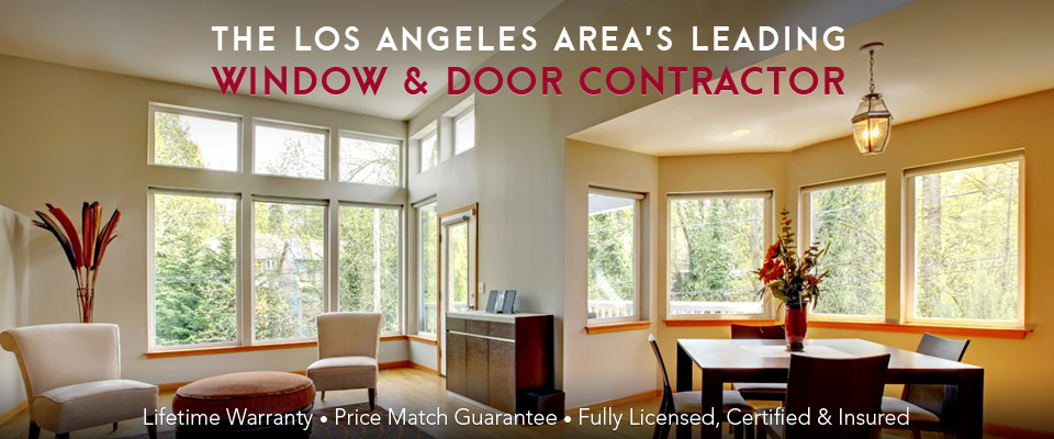 Windows and Doors in Greater Los Angeles by American Reliable Windows & Doors