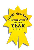 NARI New York 2007 Contractor of the Year