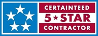 CertainTeed 5-Star for Vinyl Siding and Trim