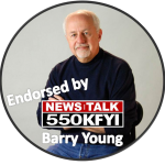 Barry Young Endorsement