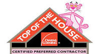 Owens Corning Top of The Roof House Certified
