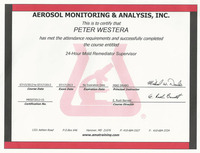 Aerosol Monitoring & Analysis, INC.