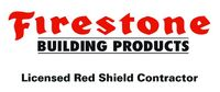 Licensed Firestone Red Shield Contractor