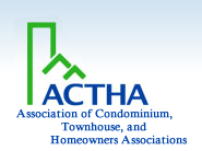 Association of Condominium, Townhouse and Homeowners Associations