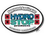 Hydro-Stop Approved Applicator