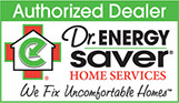 Authorized Dr. Energy Saver Dealer