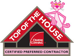 Owens Corning Top of the Roof Certified
