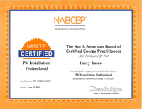 North American Board of Certified Energy Professionals