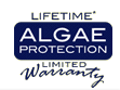 Lifetime Algae Protection Warranty